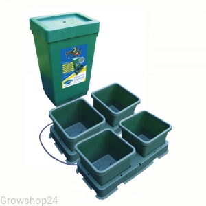 AutoPot Easy2Grow - 4 donice + 47L zbiornik