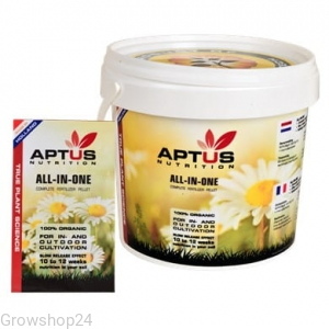 APTUS ALL-IN-ONE PELET 10L