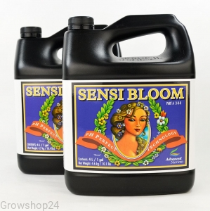 SENSI BLOOM 2x4L part A/B pH PERFECT