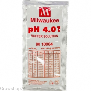 Milwaukee - Fluid do kalibracji pH4 20ml