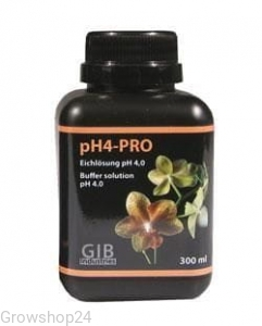 GIB - Fluid do kalibracji pH4 300ml