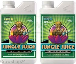JUNGLE JUICE A+B GROW 5L